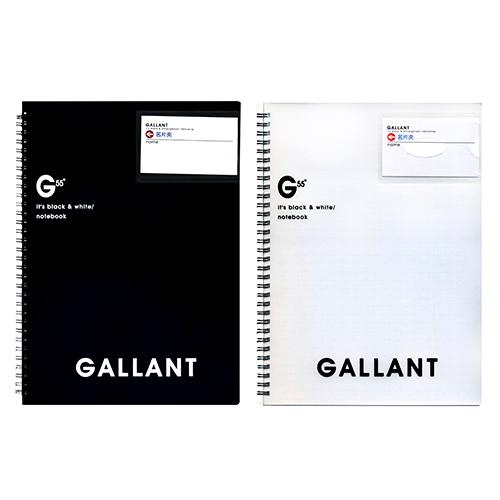 订购数量    0 产品说明 13k黑白名片笔记本-横线