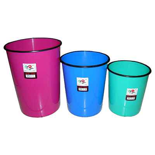 【文具通】圓型垃圾筒/垃圾桶 大直徑27x高35cm