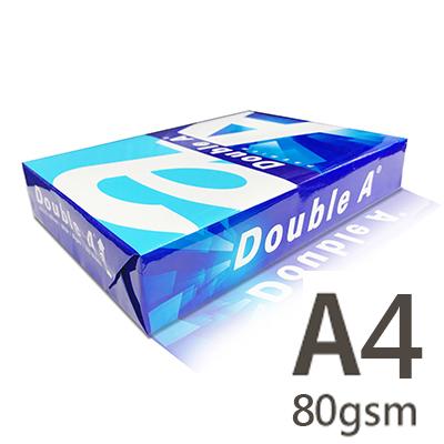 【文具通】Double A A4 80gsm雷射噴墨白色影印紙 500張入