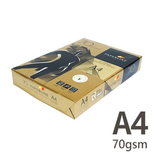 【文具通】金牌PAPER LINE A4 70gsm 雷射噴墨白色影印紙500張入