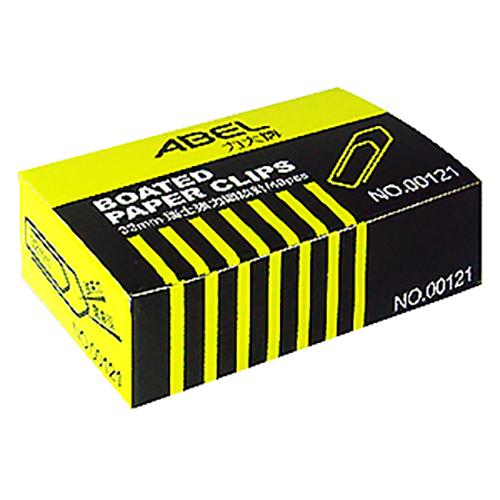 【文具通】ABEL 力大牌 00121 瑞士強力迴紋針 32mm 約40入